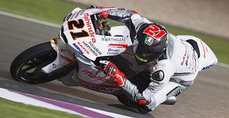 Bagnaia Francesco en course