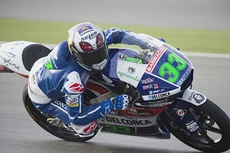 Bastianini Enea en course