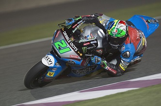 Morbidelli Franco en course