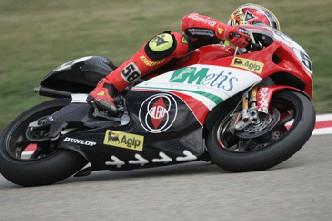 Simoncelli Marco en course