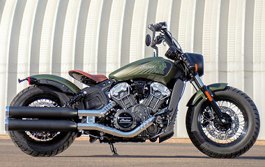 Indian 1133 Scout Bobber Twenty 2020