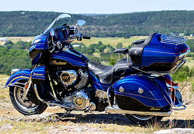 Indian 1811 ROADMASTER Elite