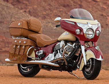 Indian 1818 ROADMASTER Classic 2017