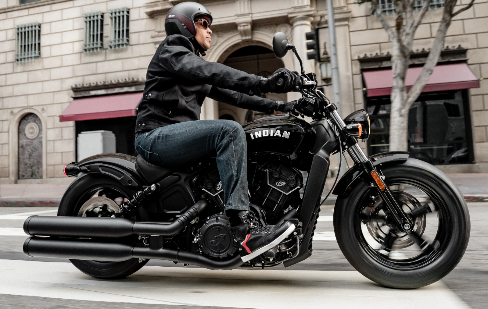 Indian 999 Scout Bobber Sixty 2021 - 7