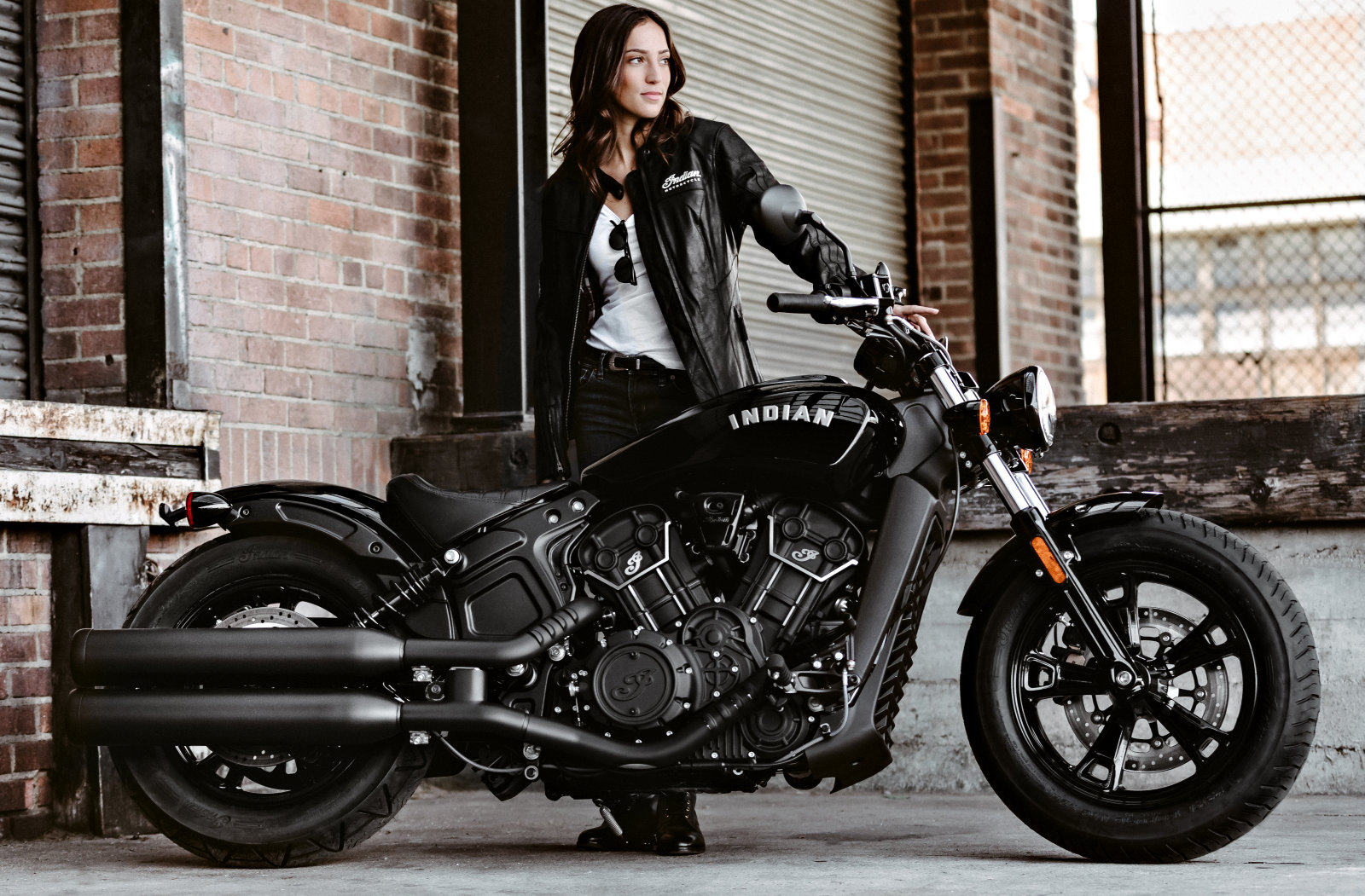 Indian 999 Scout Bobber Sixty 2021 - 3
