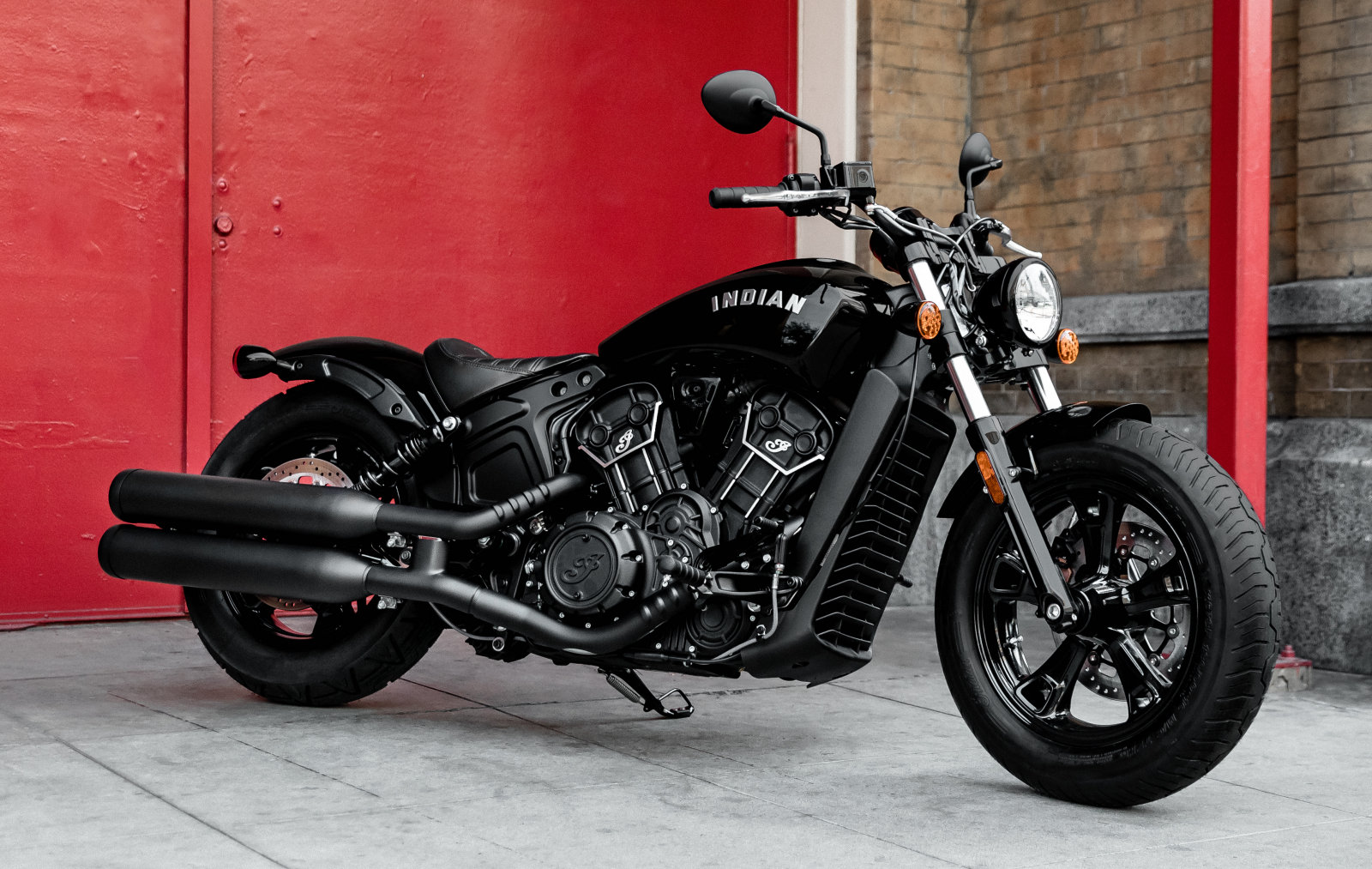 Indian 999 Scout Bobber Sixty 2021 - 5
