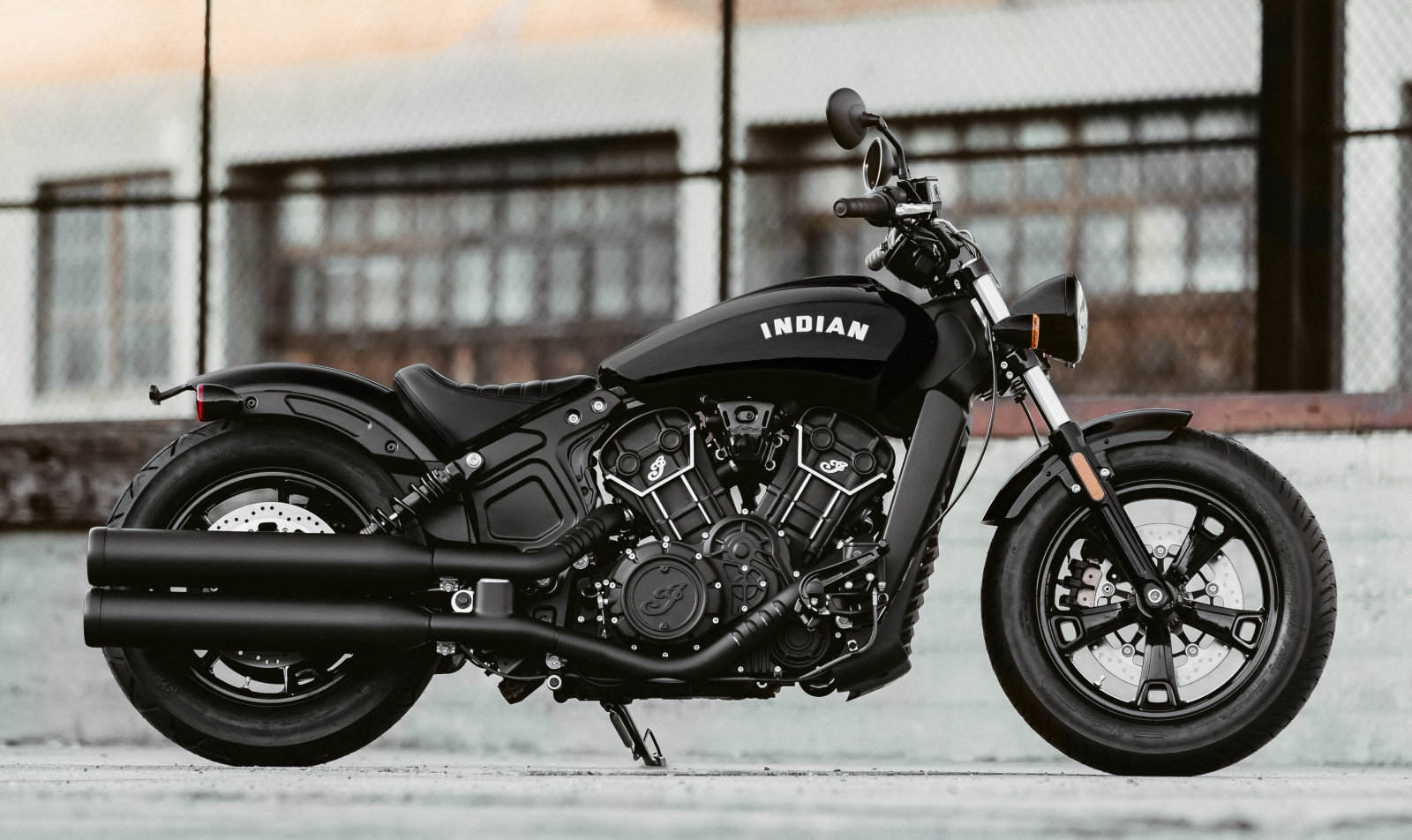 Indian 999 Scout Bobber Sixty 2021 - 14
