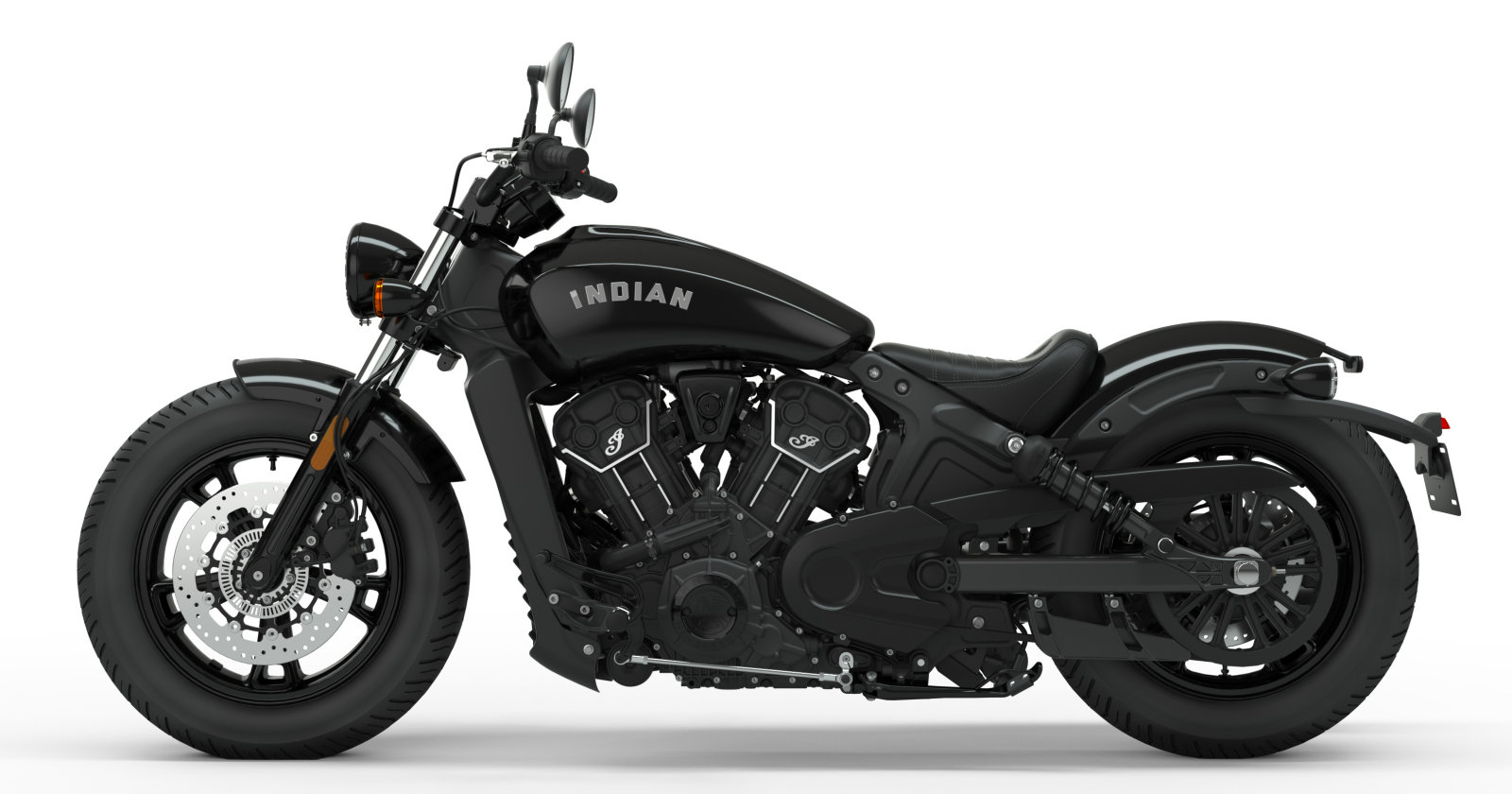 Indian 999 Scout Bobber Sixty 2021 - 13