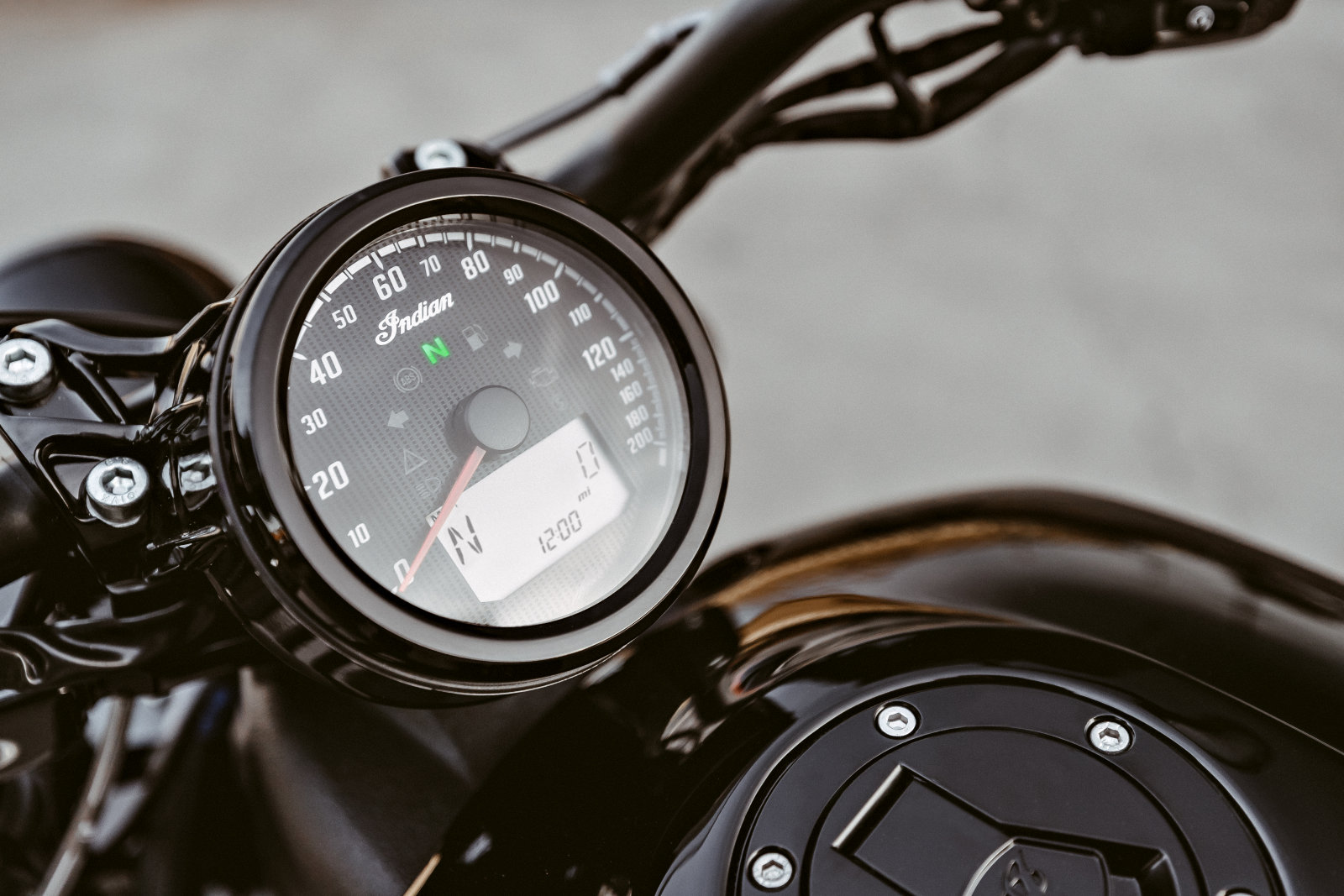 Indian 999 Scout Bobber Sixty 2021 - 6