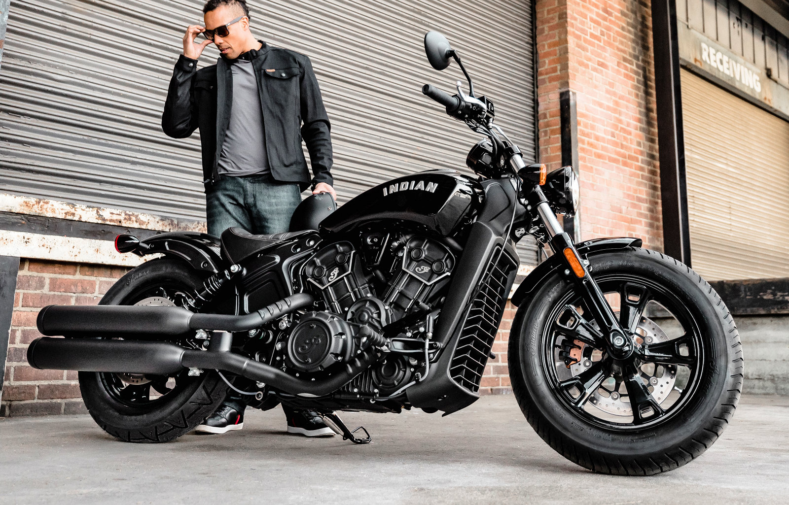 Indian 999 Scout Bobber Sixty 2021 - 10