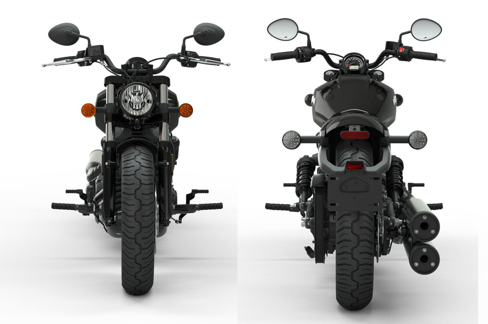 Indian 999 Scout Bobber Sixty 2021 - 12