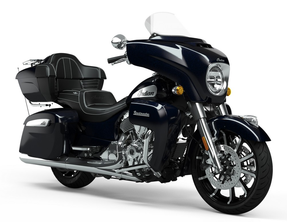 Indian 1890 Roadmaster Limited 2021 - 14