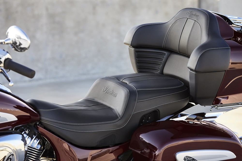 Indian 1890 Roadmaster Limited 2021 - 8