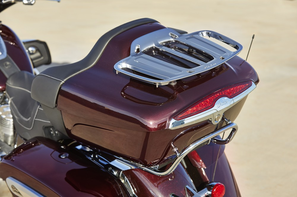Indian 1890 Roadmaster Limited 2021 - 4