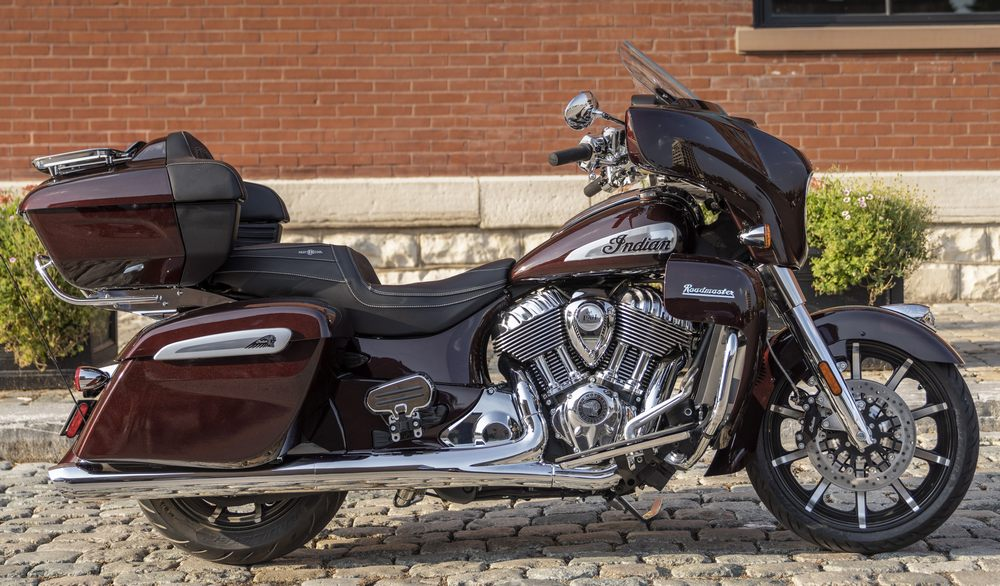Indian 1890 Roadmaster Limited 2021 - 2