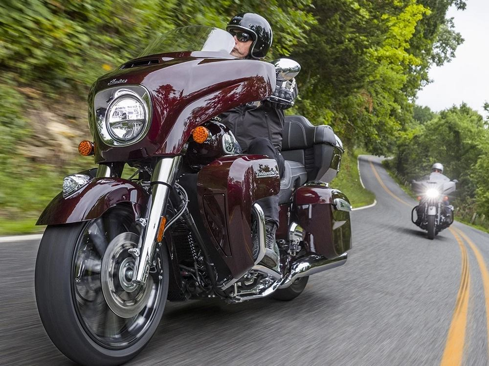 Indian 1890 Roadmaster Limited 2021 - 3