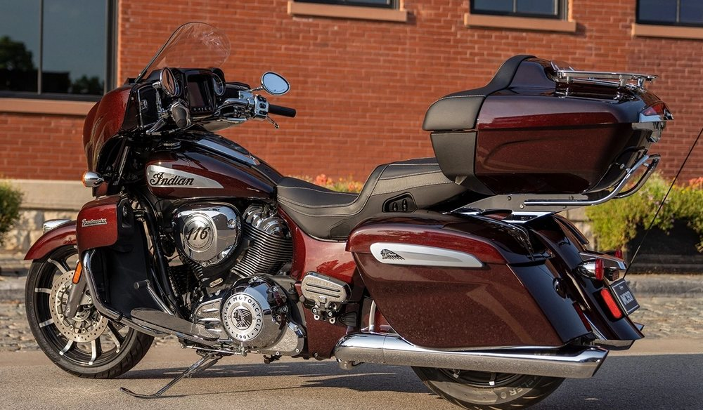 Indian 1890 Roadmaster Limited 2021 - 13