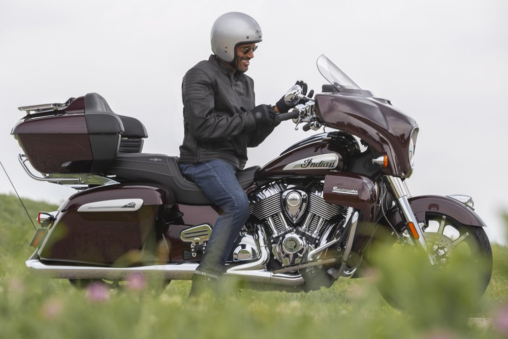 Indian 1890 Roadmaster Limited 2021 - 12