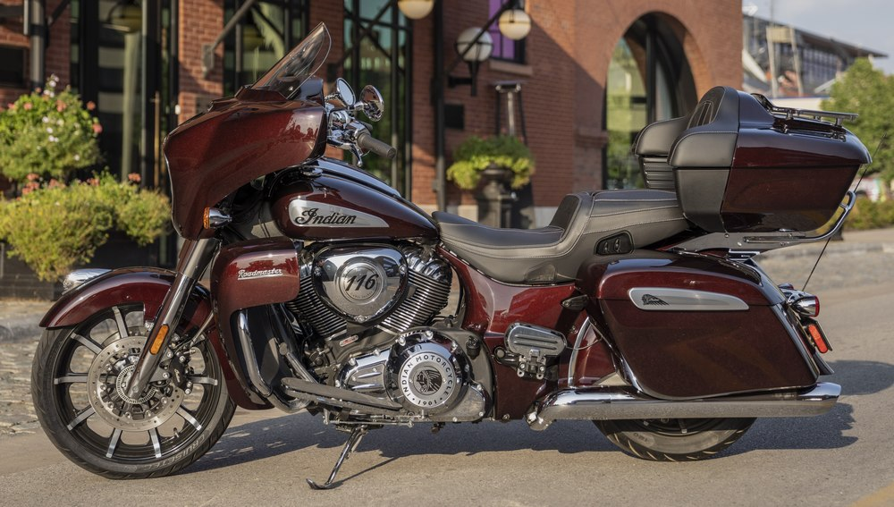 Indian 1890 Roadmaster Limited 2021 - 6