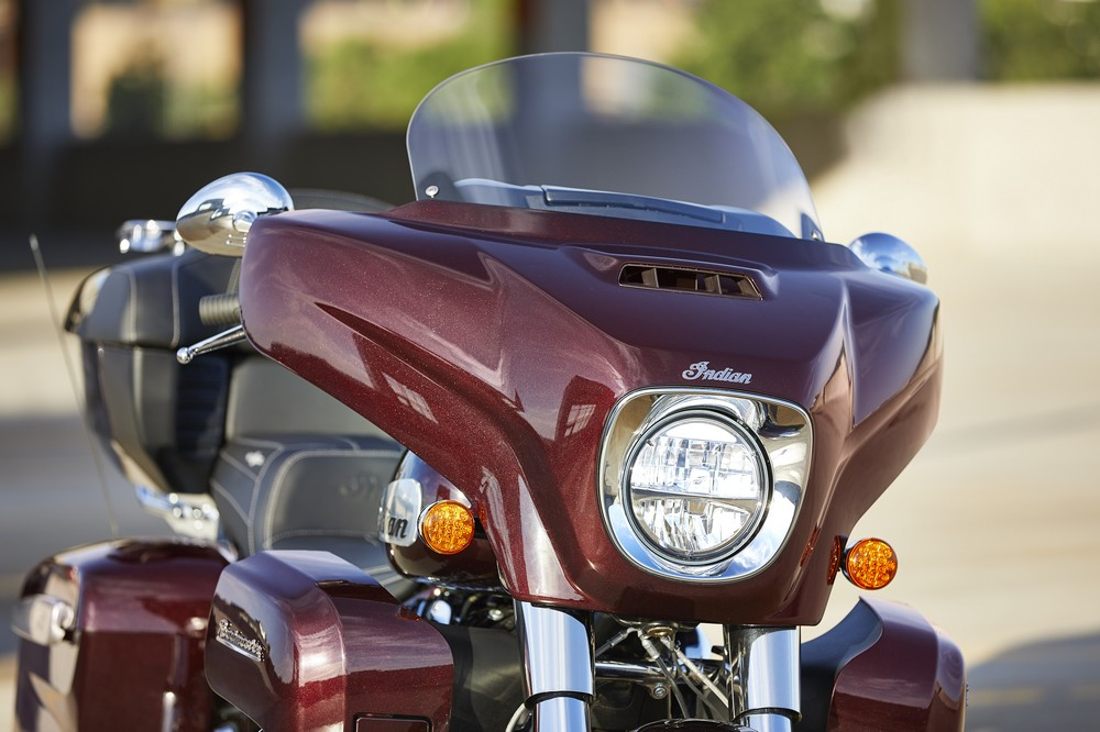 Indian 1890 Roadmaster Limited 2021 - 15