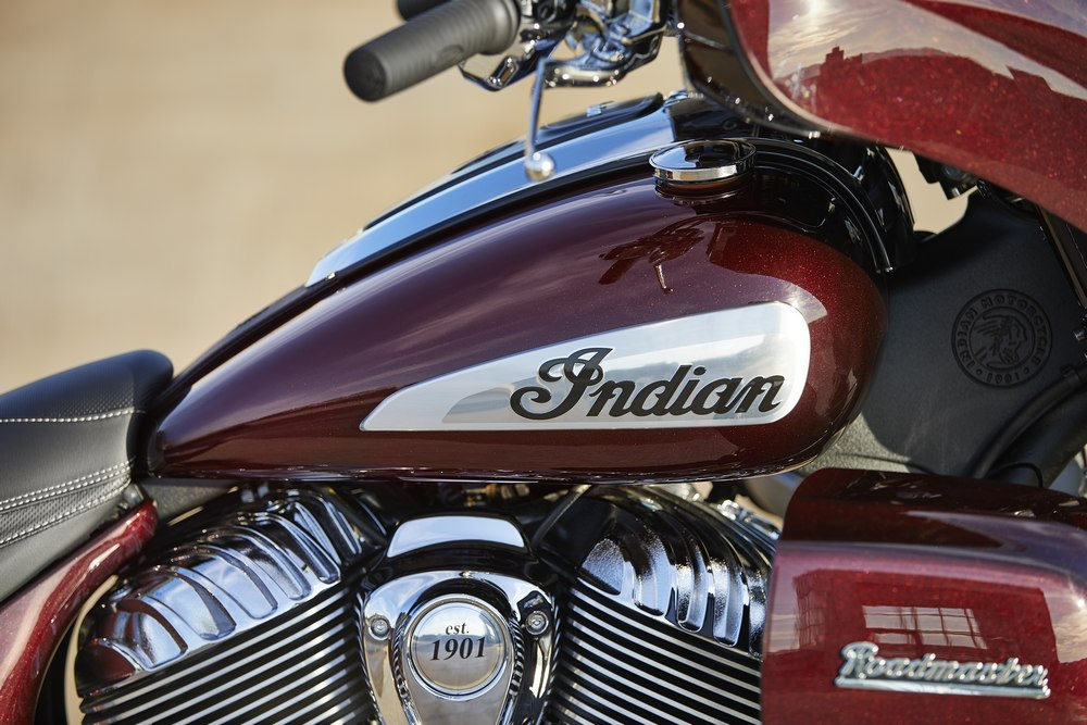 Indian 1890 Roadmaster Limited 2021 - 11