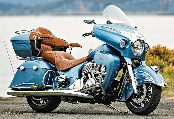 Grand Touring Motorcycle