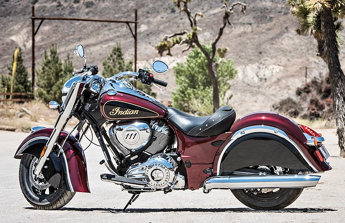 Indian 1811 CHIEF CLASSIC
