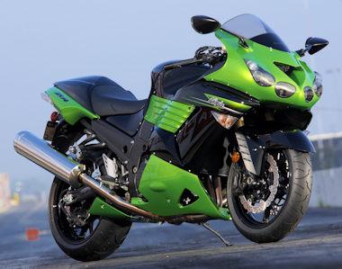 Kawasaki 1400 ZZR