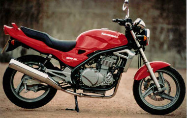 kawasaki 500 er 5 1997 fiche moto motoplanete. Black Bedroom Furniture Sets. Home Design Ideas