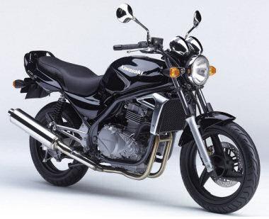 kawasaki 500 er 5 2006 fiche moto motoplanete. Black Bedroom Furniture Sets. Home Design Ideas