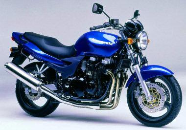 Kawasaki 750 ZR-7 N
