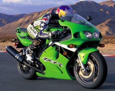 Kawasaki 750 Zx 7 R 2003 Fiche Moto Motoplanete