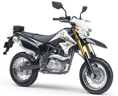 Kawasaki 125 D-TRACKER