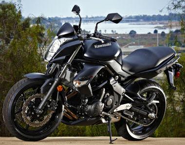 kawasaki er 6n 650 2010 fiche moto motoplanete. Black Bedroom Furniture Sets. Home Design Ideas