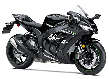 Kawasaki Ninja 1000 ZX-10RR 2018
