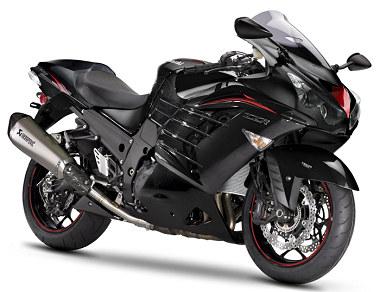Kawasaki 1400 ZZR Performance 2019