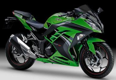 Ninja 300 R Special Edition 2014