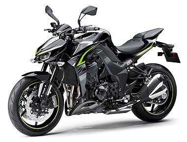 Kawasaki Z 1000 R 2017