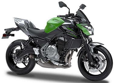 Kawasaki Z 650 Performance 2019