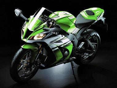 Kawasaki 1000 ZX-10R 30�me anniversaire 2014