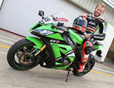 Kawasaki ZX-10R 1000 World Champion Edition 2014