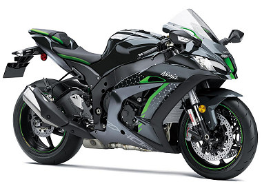 kawasaki ninja 1000 zx 10r se 2019 fiche moto motoplanete. Black Bedroom Furniture Sets. Home Design Ideas