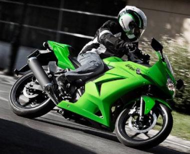 Kawasaki 250 R NINJA
