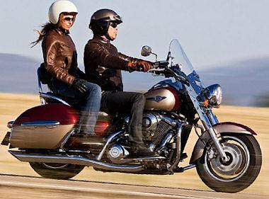 kawasaki vn 1700 classic tourer 2009 fiche moto. Black Bedroom Furniture Sets. Home Design Ideas