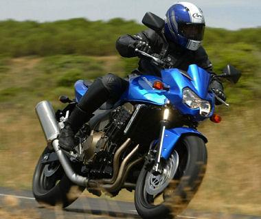 moto Kawasaki Z 750 2005