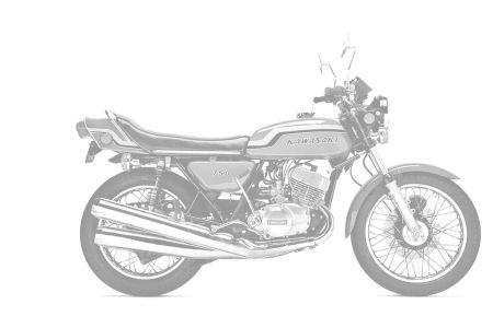 Kawasaki H2 750 Mach IV