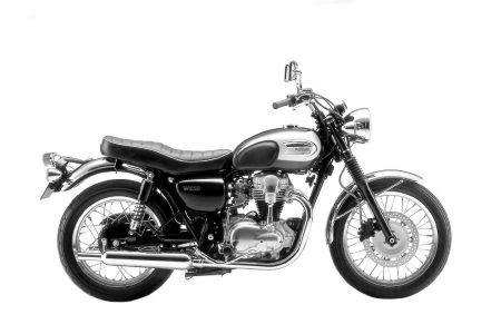 Kawasaki W 800 Final Edition