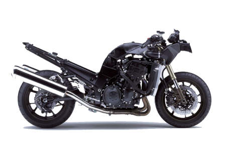 Kawasaki 1400 ZZR Performance Edition
