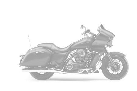 Kawasaki VN 1700 Voyager Custom