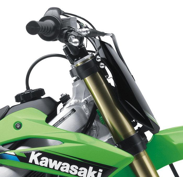 Kawasaki KX 250 F 2013 - 15